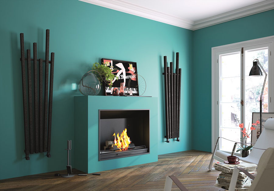 Manhatton Designer Radiator Sets at Craig Wiliams Designs